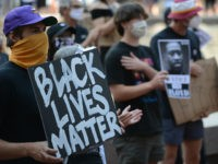 Minneapolis protests for George Floyd -- Black Lives Matter -- June 11, 2020