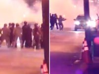 Watch: Driver Rams Through Crowd of Police in Buffalo, NY