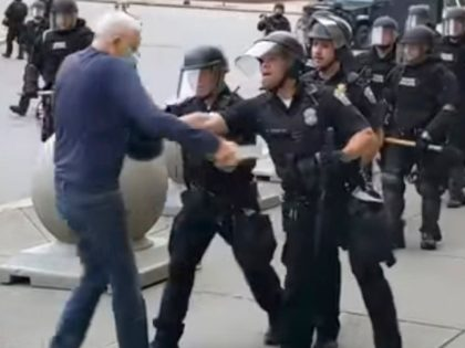 Buffalo Police Officers Suspended: Caught on Tape Shoving Elderly Man onto Pavement