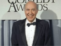 Carl Reiner is photographed at the American Comedy Awards, May 19, 1987, Los Angeles, Calif. (AP Photo/Mark J. Terrill)