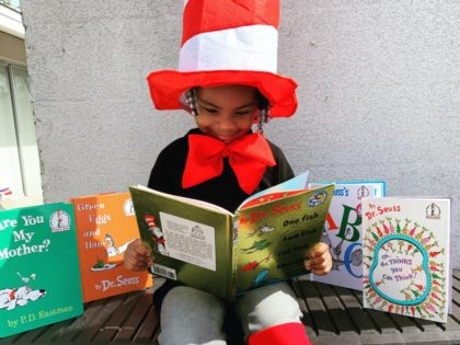 books and children