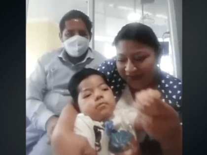 Families worldwide worked together to help an 18-month-old boy named Wilson in Ecuador with Centronuclear Myopathy find a ventilator, as finding ventilators worldwide have been scarce due to the coronavirus.