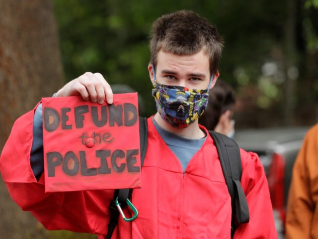 defunding the police