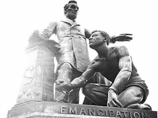 Emancipation Monument D.C.
