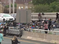 Connecticut Police Take a Knee with Protesters on Interstate 84