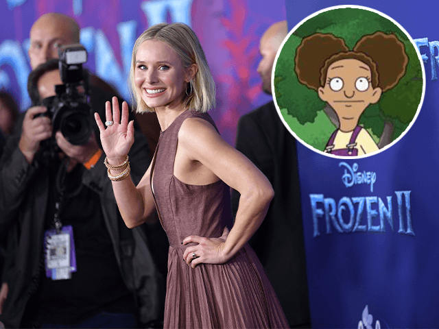HOLLYWOOD, CALIFORNIA - NOVEMBER 07: Kristen Bell attends the premiere of Disney's