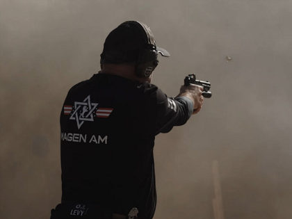 A Jewish security group, Magen Am, is training individuals in California to use firearms as part of a security team in synagogues or other houses of worship.