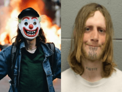 Man Who Wore 'Joker' Mask Allegedly Set Fire to Chicago Police Car