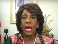 Maxine Waters: Protests Getting Results that 'Praying' Failed to Get