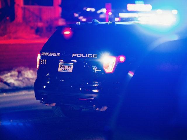 Minneapolis Police Department Squad Car