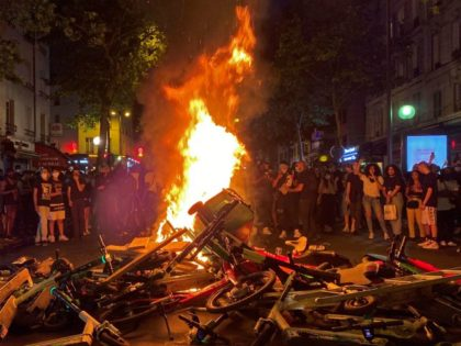 Macron Govt Fears Black Lives Matter Protests Could Spread Riots Across France