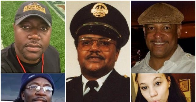 Black Americans Killed in Riots Across American Cities