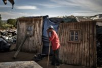 Coronavirus casts spotlight on S.Africa's housing blight