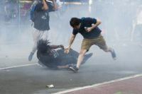 Violence spreads in US as Trump faces anger for ordering force