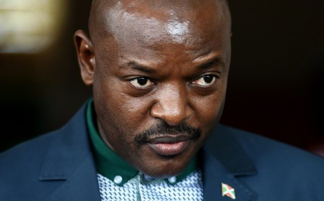 Nkurunziza: Burundi's leader who believed he was chosen by God