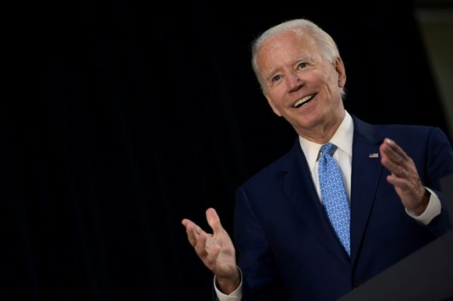 Biden says will not hold campaign rallies due to pandemic