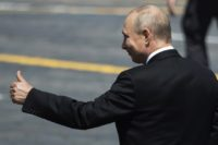 Russian voters agree to let Putin seek 2 more terms