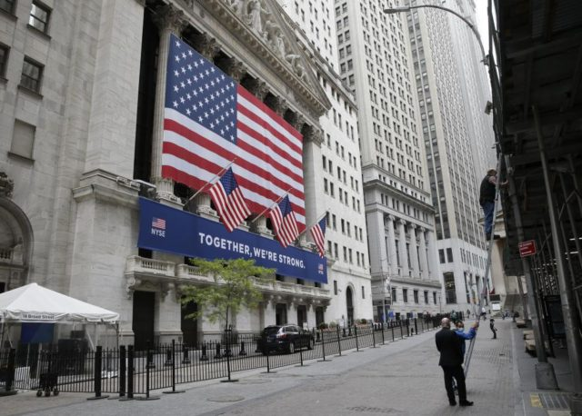 US open: Stocks record modest gains amid heightened US-Sino tensions