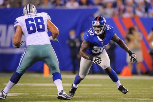 Bucs LB Jason Pierre-Paul undergoes minor knee surgery