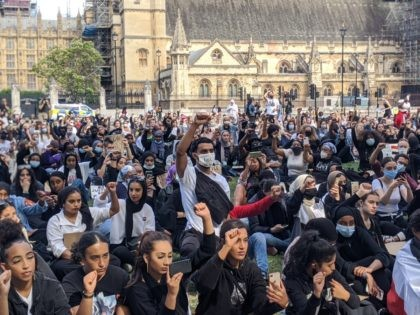 Black Lives Matter/Yemen Protest London