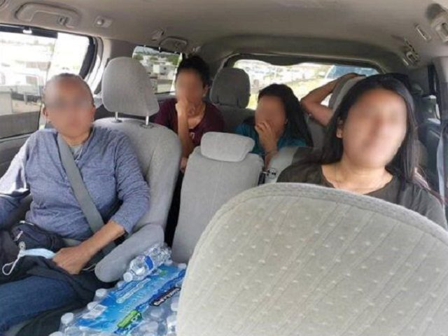 Border Patrol agents disrupt multiple human smuggling incidents in Arizona and California. (Photo: U.S. Border Patrol/Yuma Sector)
