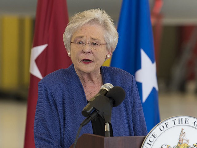 Alabama Governor Kay Ivey hosted a press conference at the 187th Fighter Wing to announce that Secretary of the Air Force Heather Wilson had selected Dannelly Field Air National Guard Base, Ala., as a preferred location for the F-35A aircraft Dec. 21, 2017, on base. Dannelly Field and Truax Field …