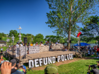 A supermajority of the Minneapolis City Council committed to de-funding and dismantling the Minneapolis Police Department before a crowd gathered at Powderhorn Park in Minneapolis, Minnesota, on June 7, 2020. The decision came after peaceful protests and rioting in the wake of the police killing of George Floyd. The event, …