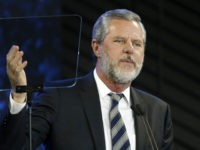 Jerry Falwell Jr.: 'No Question' Evangelical Christian Support for Trump Is Up from 2016
