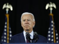 Joe Biden: Police 'Become the Enemy' When They Are 'Like the Military Invading'