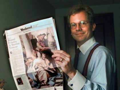Arthur Ochs Sulzberger Jr. (Kathy Willens / Associated Press)