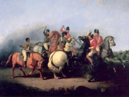 Blue State Blues: Donald Trump, the Battle of Cowpens, and the Art of the Comeback
