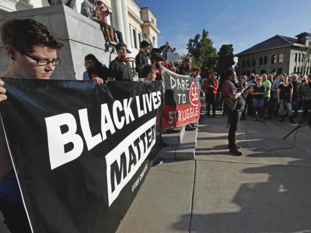 Black Lives Matter protest Utah (George Frey / Getty)