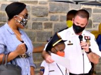 Boy with Cancer Honored by Police