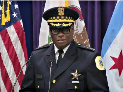 Chicago Police Superindent David Brown