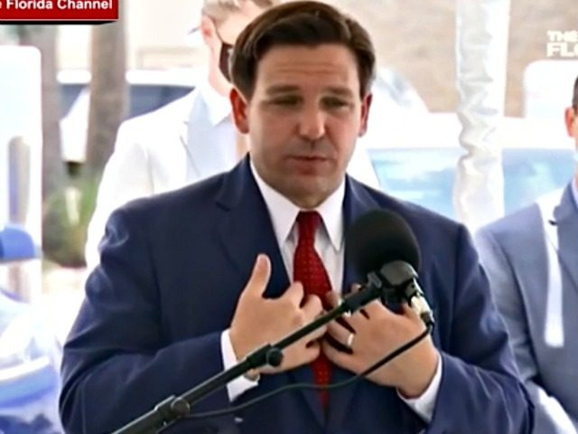 DeSantis Press Conference on Fauci Comment
