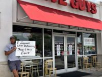 Five Guys Employees Fired After Refusing Service to Police Officers