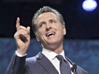 Gavin Newsom Posts TikTok Video of Him and George Lopez Inside Off-Limits Restaurant