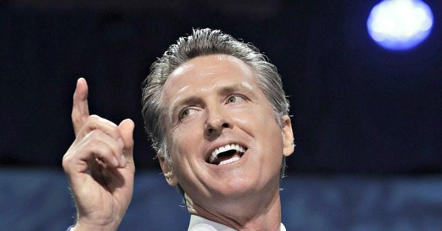 Gavin Newsom Posts TikTok Video Inside Off-Limits CA Restaurant