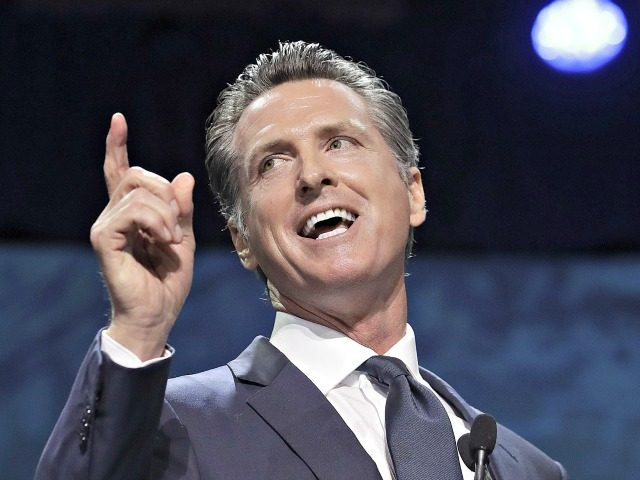 Gavin Newsom Sued by CA Churches