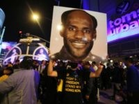 LeBron James Tweets #FreeWoj in Support of Suspended NBA Reporter, Silent About Effort to 'Free Hong Kong' from Chinese Oppression