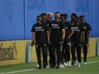 Philadelphia Union Wear Jerseys with Names of Blacks Killed by Police