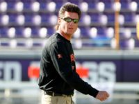 Mike Gundy Agrees to Take $1 Million Pay Cut After Review Prompted by Backlash over OAN Shirt