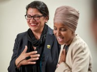 Rashida Tlaib Echoes Ilhan Omar's Call for 'Dismantling the Whole System'