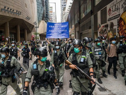 Hong Kong Protesters Detained While Fleeing to Taiwan