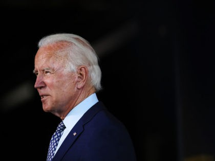 RED NOVEMBER: Mainstream Media Acknowledges Biden's Leftward Shift