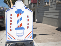 San Francisco barber shop