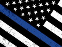Colorado Community Supports Business After Thin Blue Line Flags Stolen