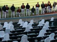 Giants kneel anthem (Ezra Shaw / Getty)