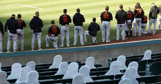 Major League Baseball Defends Anthem Kneeling, Supports Black Lives Matter