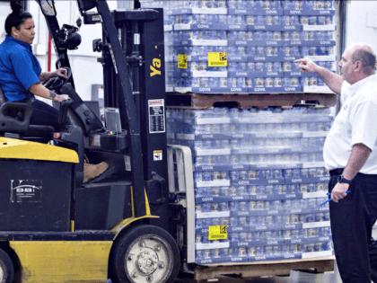Goya Donates Food to Venezuela